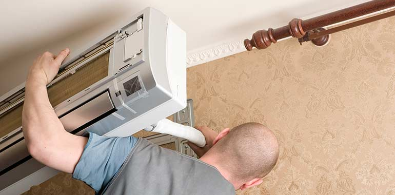 ductless mini split ac system services